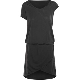 super.natural W's Comfort Dress Jet Black